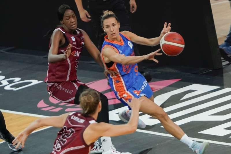 Foto Valencia Basket. M.A Polo
