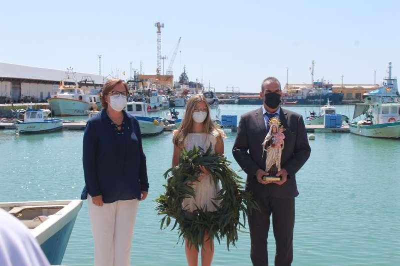 Homenatge als mariners/EPDA