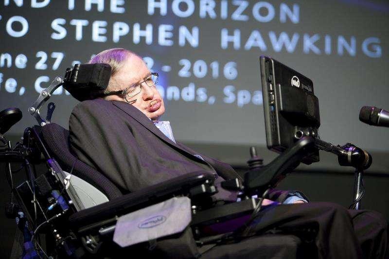 Imagen del físico británico Stephen Hawking. EFE/Archivo