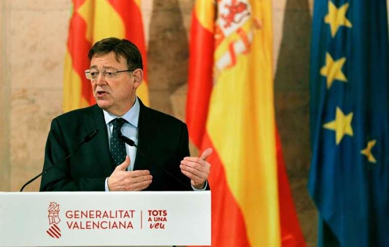 El president de la Generalitat, Ximo Puig, en una imagen reciente. EFE