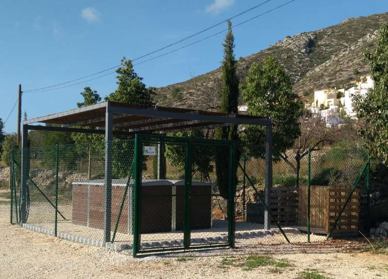 Centro de compostaje/EPDA