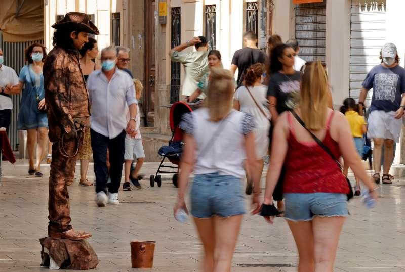 El turista nacional continúa siendo el más importante para este destino, puesto que representa un 88,8 % del volumen de habitaciones ocupadas, frente al 11 % de turistas internacionales. EFE