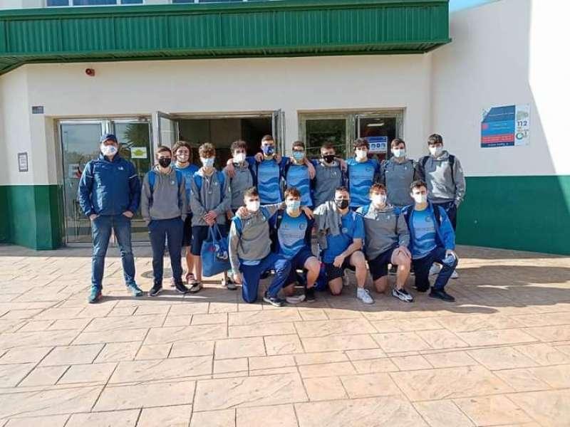 La Sección de waterpolo Cna Morvedre vuelve a las competiciones. / EPDA