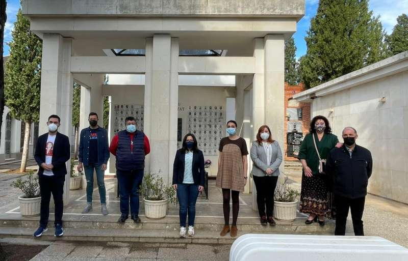 Homenatge en Alzira