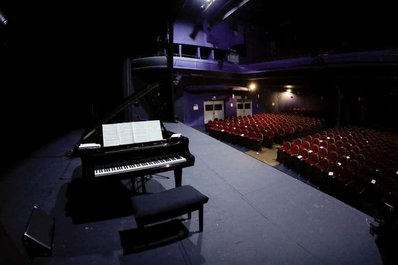 Imagen de archivo de un piano. EFE/David Fernández/Archivo