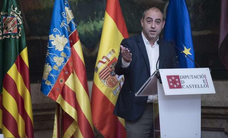 Santi P�rez, diputado de Desarrollo Rural