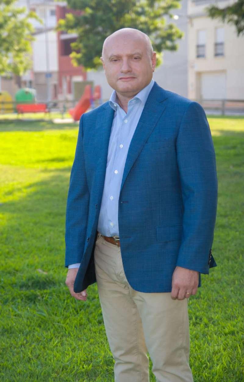 El alcalde de Benimodo, Paco Teruel./EPDA