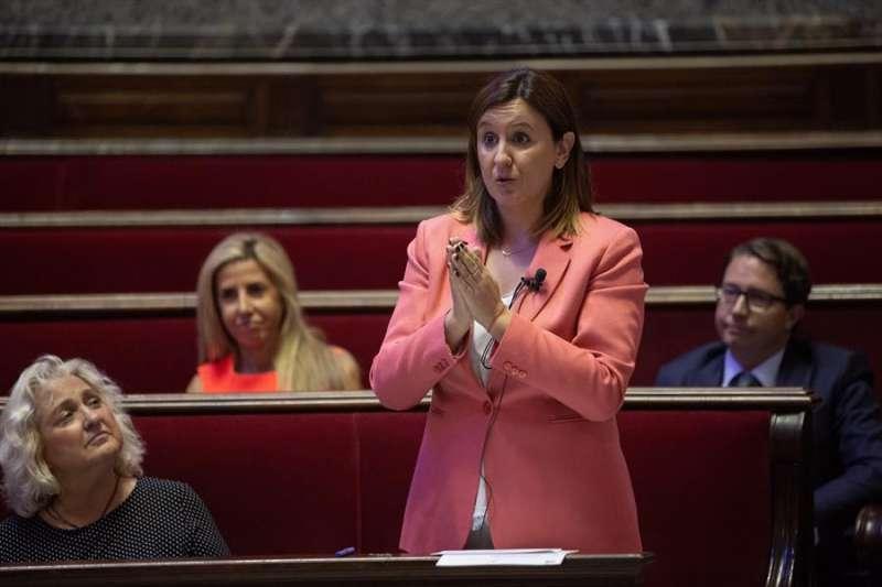Portavoz del PP, María José Catalá.