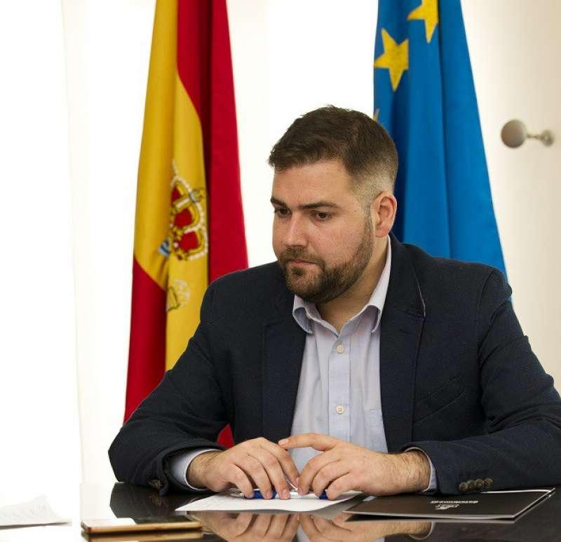 Fran López, alcalde de Rafelbunyol. EPDA