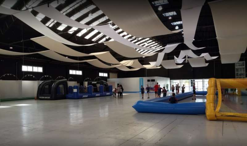 Centro de Congresos. Foto: P.Gabriel