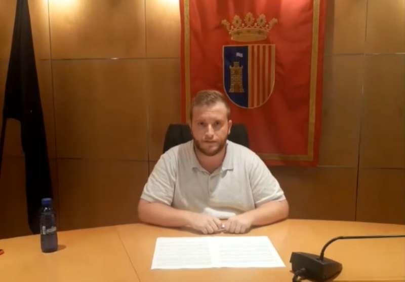 Tomás Mínguez, concejal de Fiestas