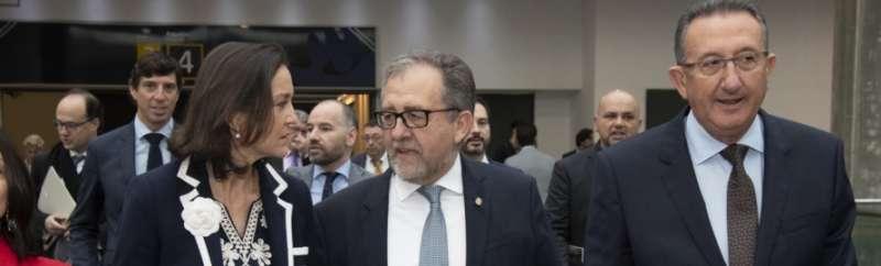 José Martí amb Reyes Maroto. EPDA