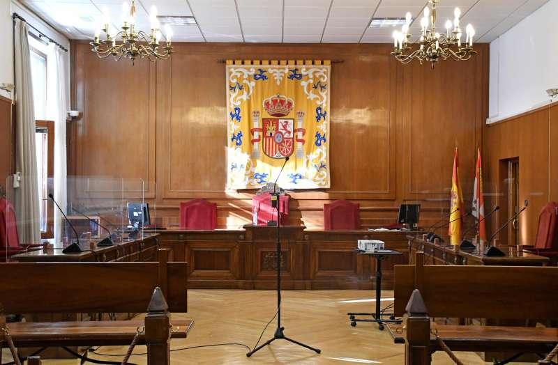 Sala de justicia/EFE