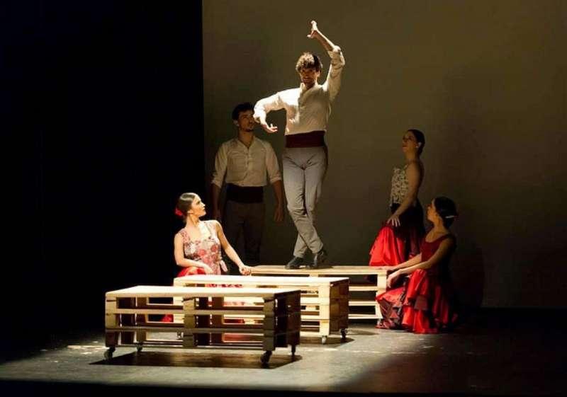 La obra Don Quijote ?Delirio frente a la razón?. Imagen: Teatro Olympia