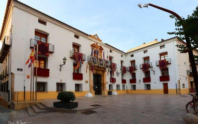 Ayuntamiento de Utiel. Archivo