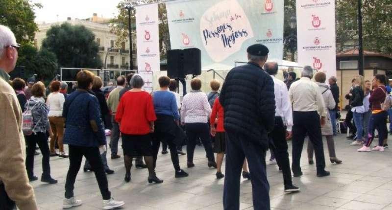 Gent major a València. EPDA