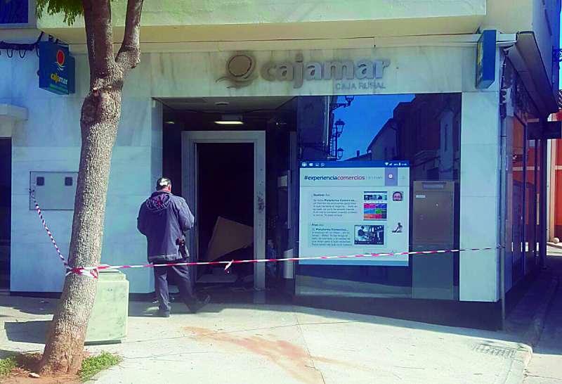 Oficina de Caja Rural de Algímia d