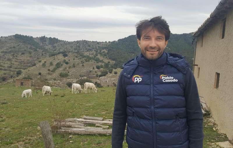 Jesús Lecha portavoz del PP en Morella