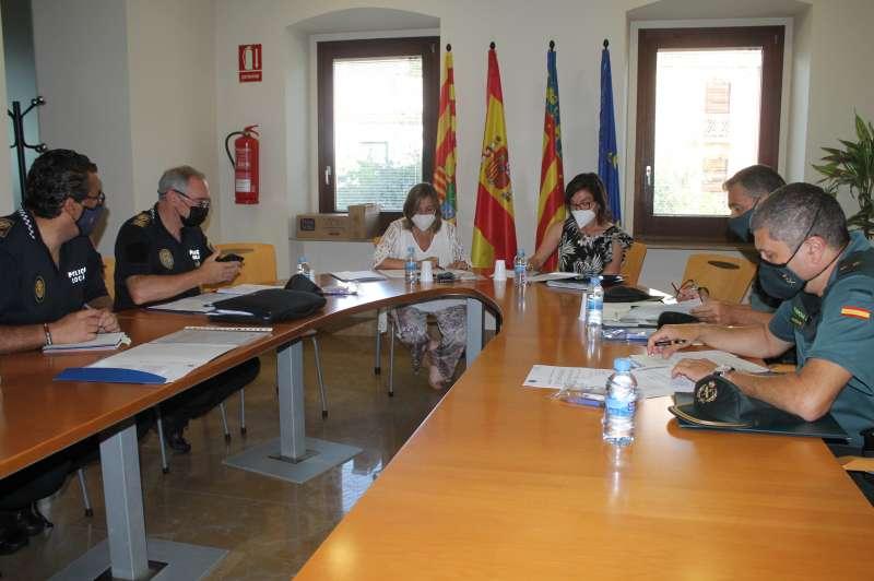 Junta Local de Seguretat/EPDA