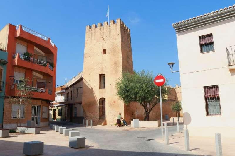 Torre árabe de Albal