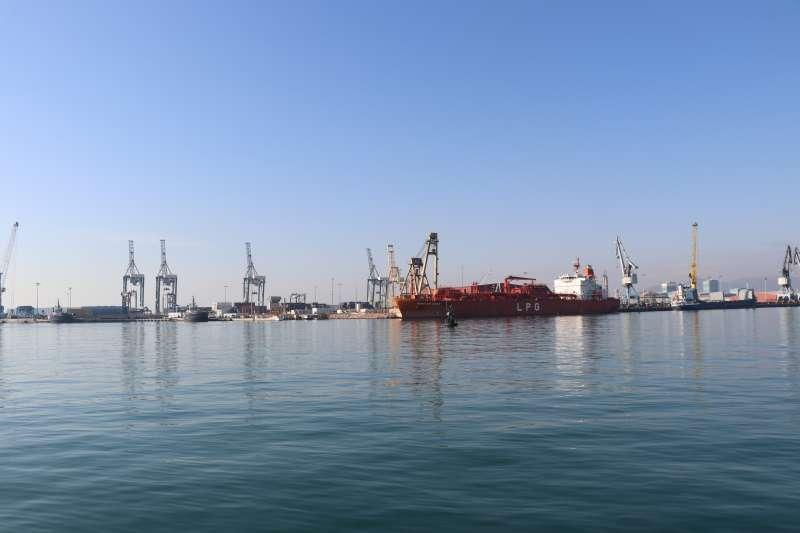 Puerto marítimo / EPDA