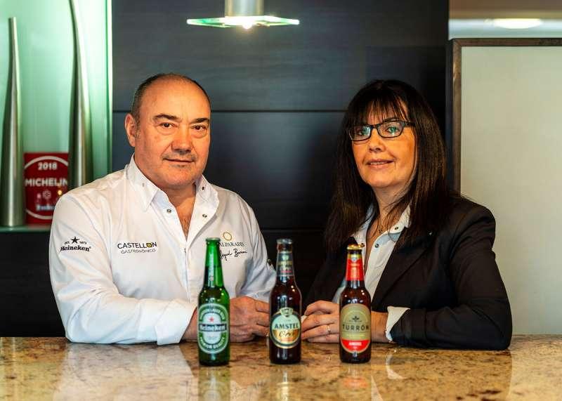 Miguel Barrera cocinero