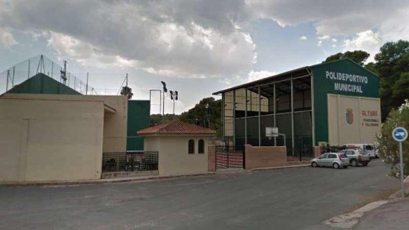 Polideportivo municipal de Altura