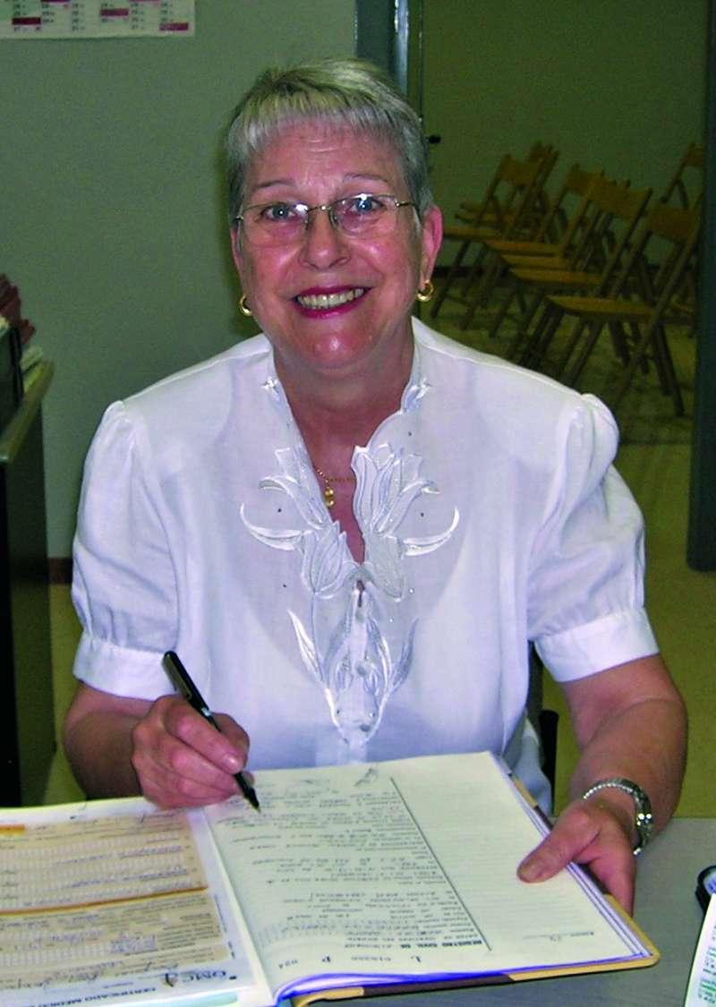 Lola Llopis, primera jutgessa