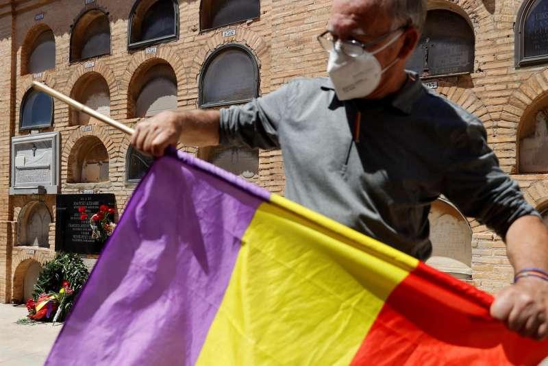 Acto de homenaje al rector de la Universitat de València Joan Peset Aleixandre