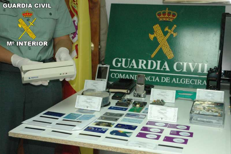 Foto archivo Guardia Civil