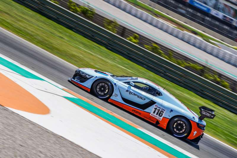 Las carreras vuelven a puerta cerrada en el Circuit Ricardo Tormo