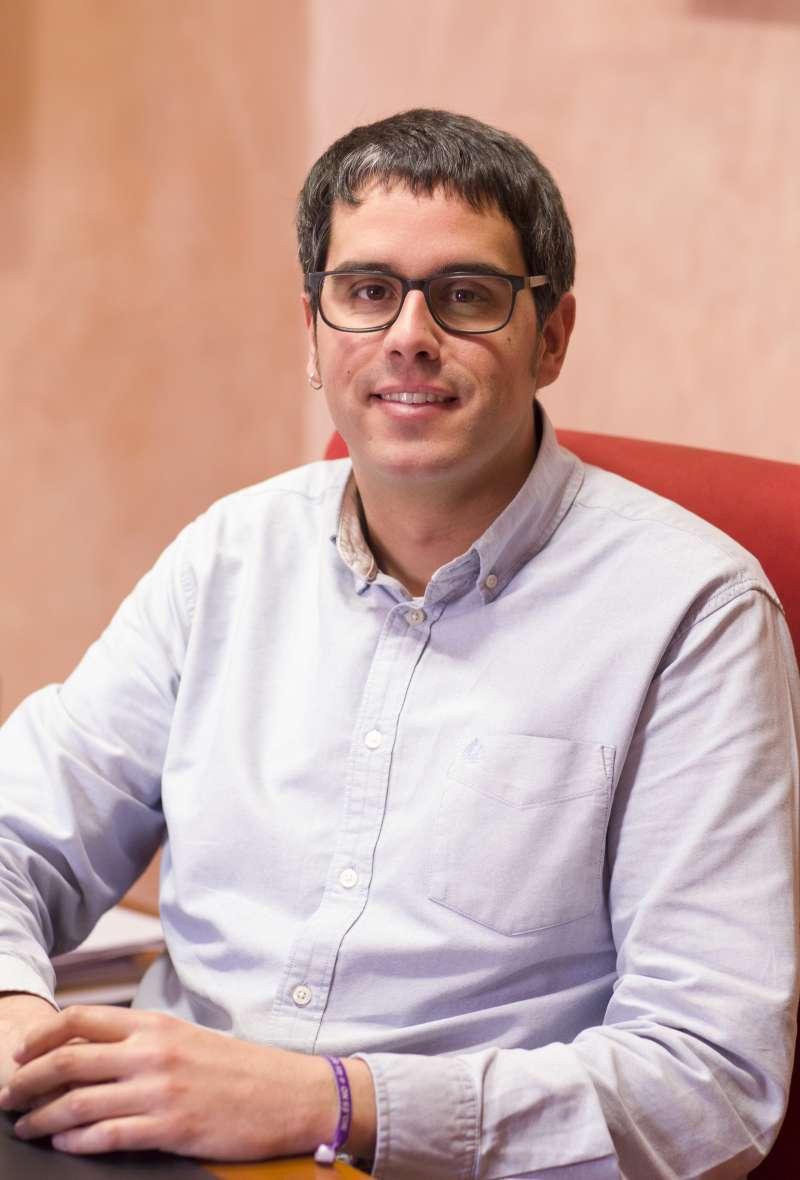 Rhamsés Ripollés, alcalde de Morella/EPDA