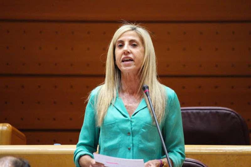 Marta Torrado, del PP de València. EPDA