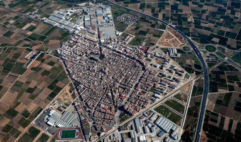 Vista aérea de l