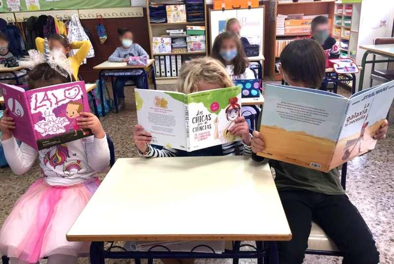 Igualdad en la lectura. EPDA
