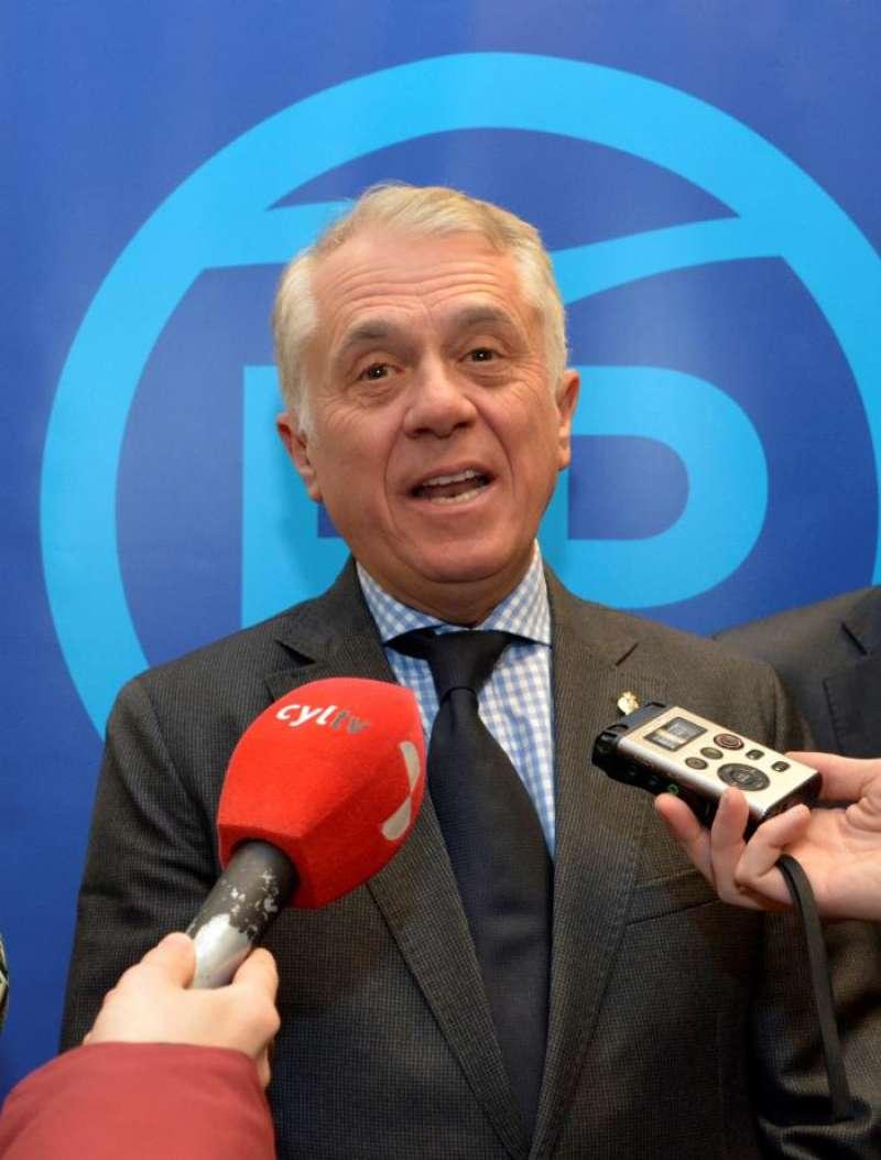 El exsenador del PP Manuel Altava. EFE/Archivo
