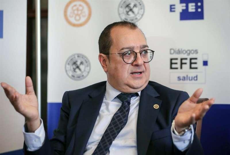 Carlos Fornes, reelegido presidente de la ADSCV para los próximos 5 años. EFE