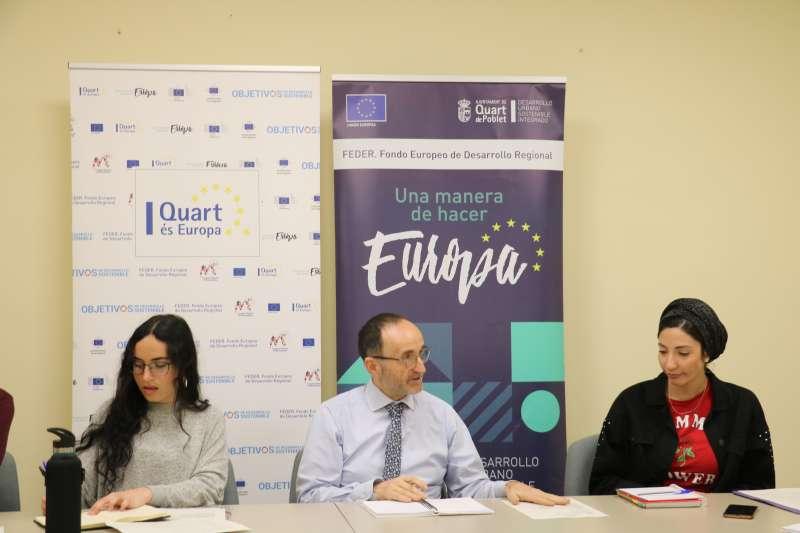Comisión europea de Quart de Poblet
