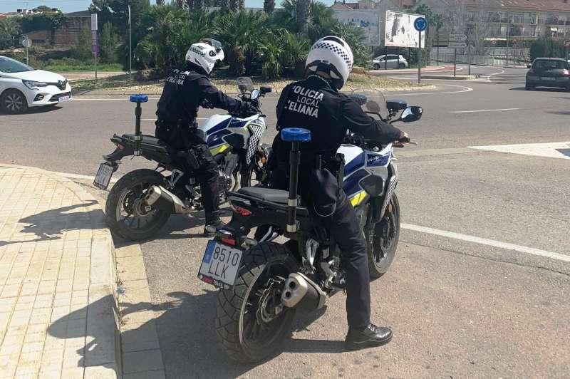 Policia Local en L
