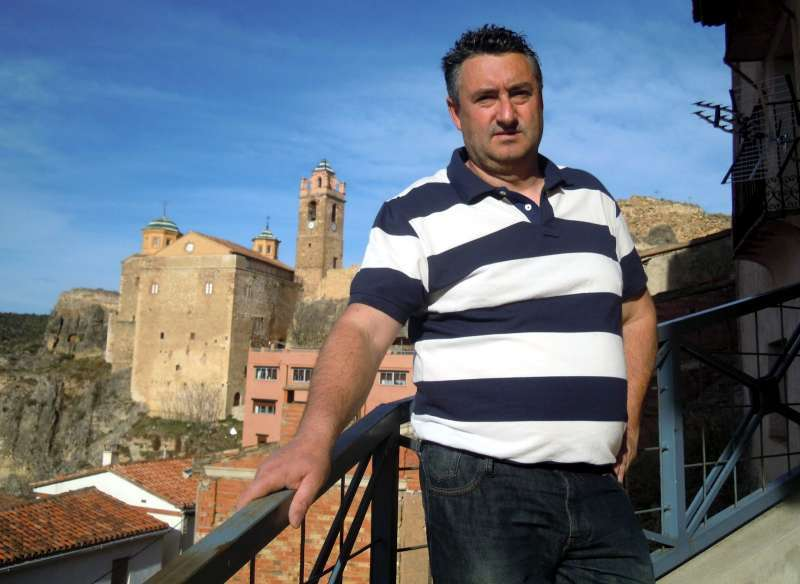 Alcalde de Castielfabib. EPDA.