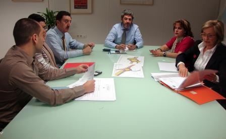Imagen de la reunión. Foto: EPDA.