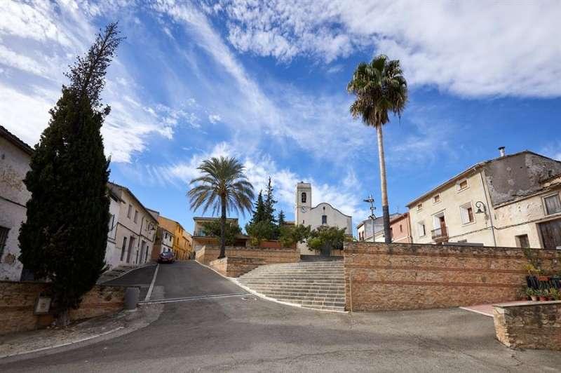 Sempere, pueblo de la comarca valenciana de La Vall d