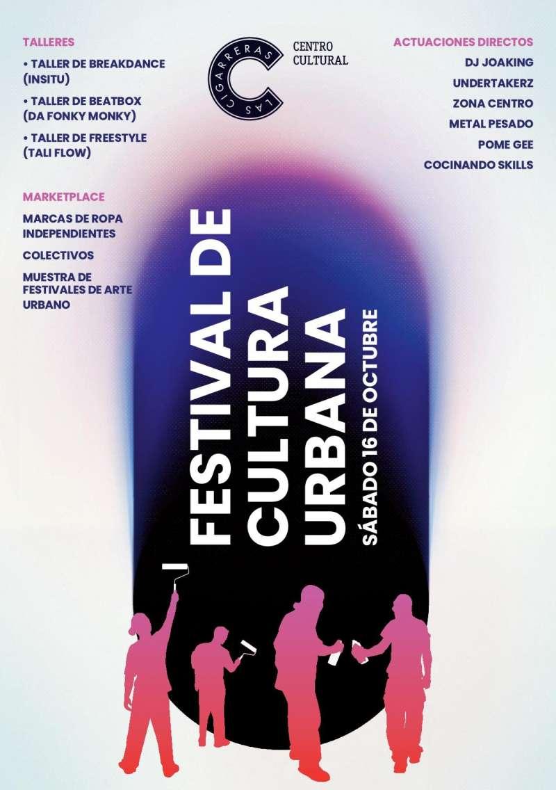 Cartel del Festival. EPDA