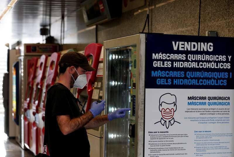 Metrovalencia. EPDA.