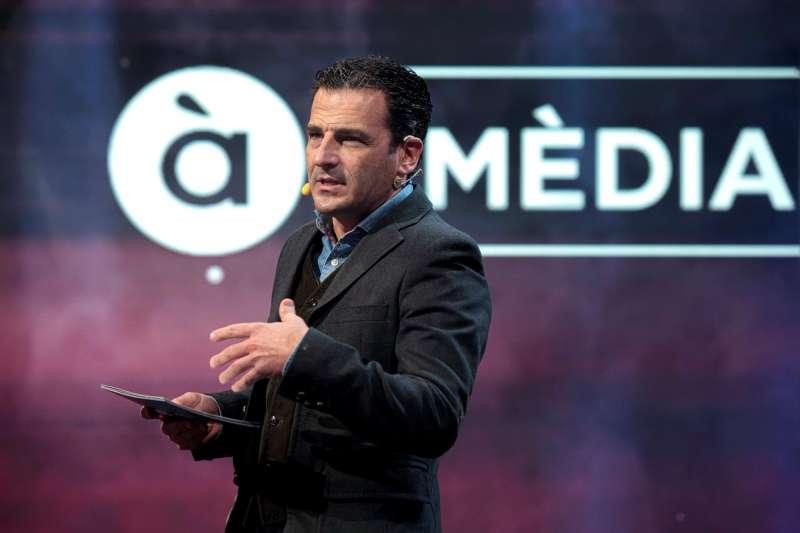El director general de À Punt Media, Alfred Costa. EFE