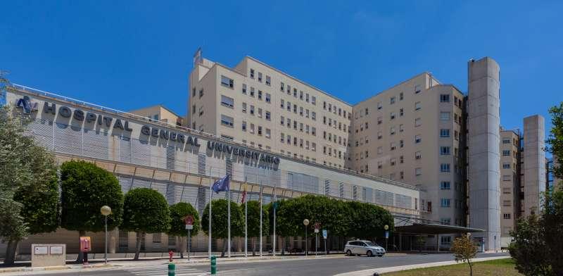 Hospital General de Alicante. EPDA