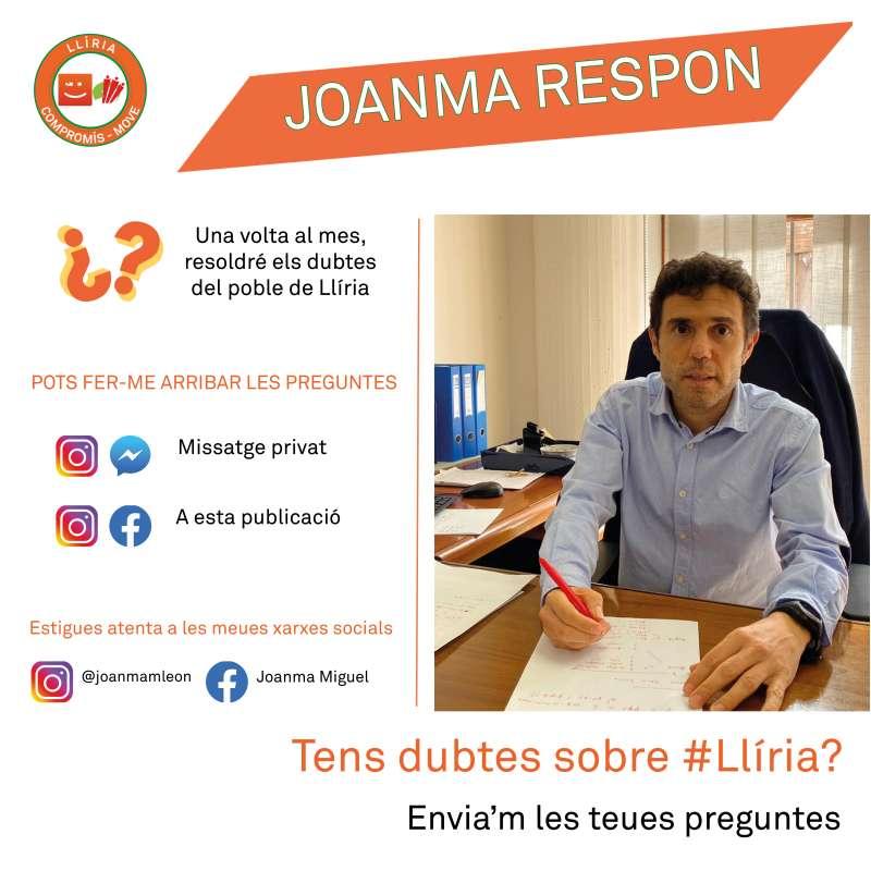 Cartell de la campanya informativa. / EPDA