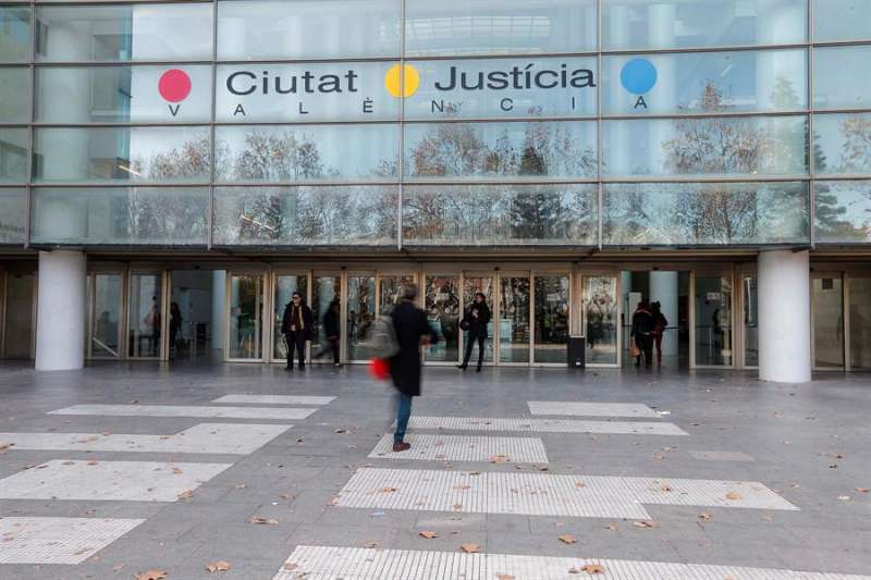 La Ciudad de la Justicia. EFE/Archivo