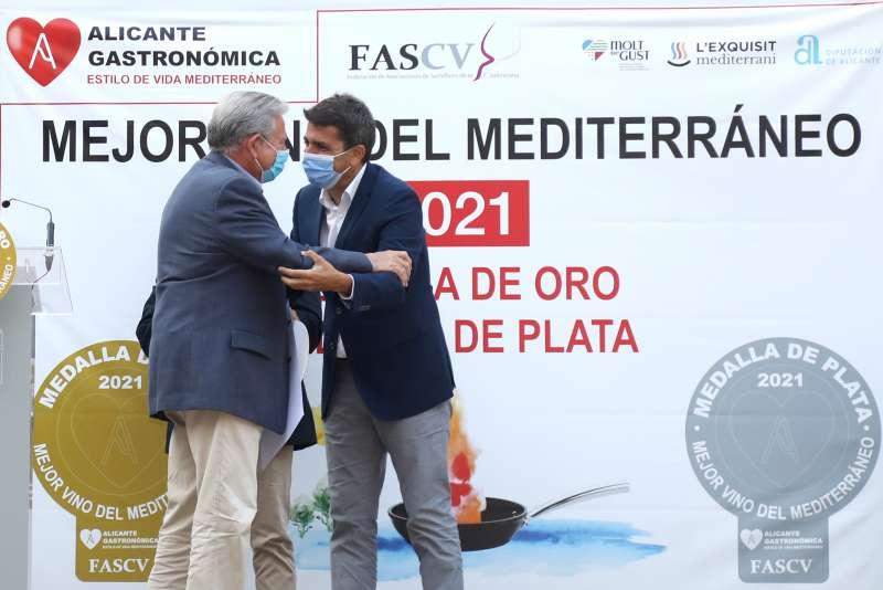 Premios Vinos Mediterráneo. EPDA