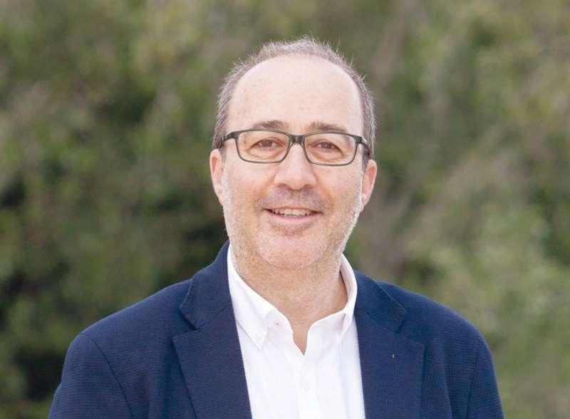 Diego Gómez, alcalde de Alzira./EPDA